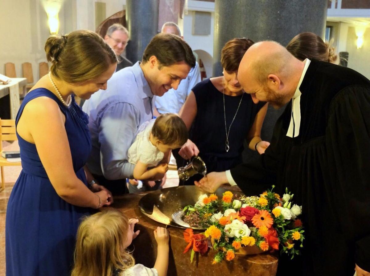 kind nicht taufen lassen